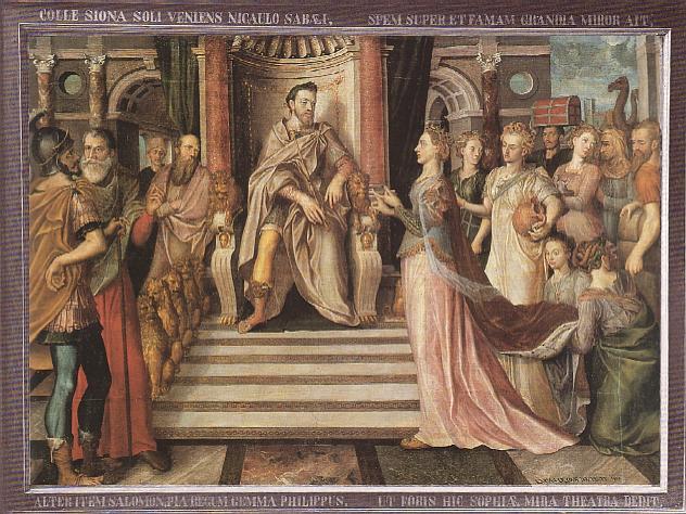 Sheba and Solomon