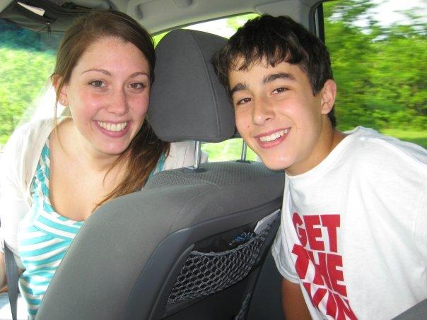 Dani and Gabe